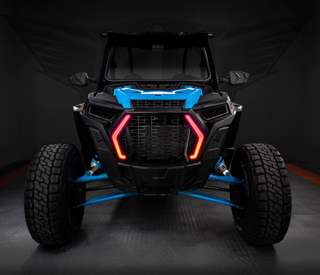 Oracle Lighting Launches New Polaris Dynamic ColorSHIFT Surface Mount DRL Signature Light