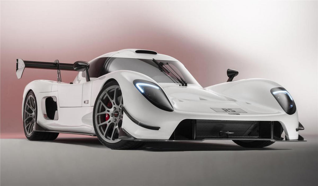 Oracle Lighting Designs Accompany Release of New Ultima RS Supercar