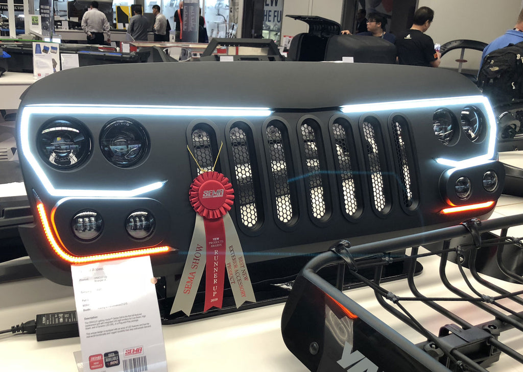 "ORACLE Lighting Awarded SEMA's ""Best Exterior Product of the Year"" Runner-Up"