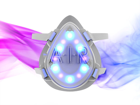 AIR Solo UV disinfecting mask
