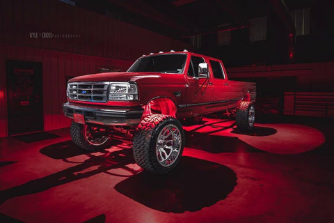 Underbody Rock Lights and Gifts for Truck Owners
