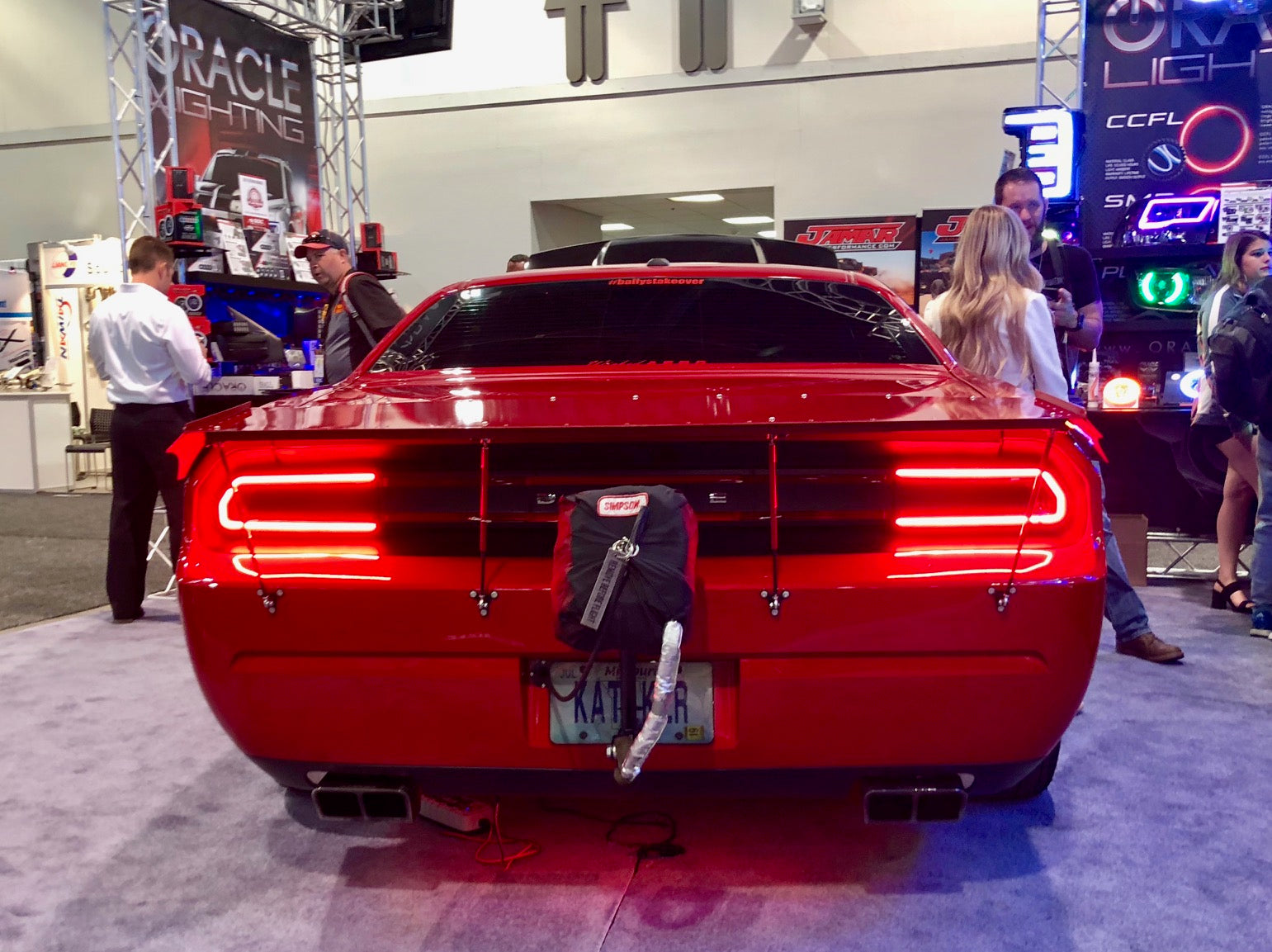 Sema Show Oracle Lighting Home Hobby Police Car Lights With Leds Previous Next