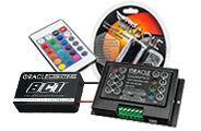 LED Controllers & Power Supplies
