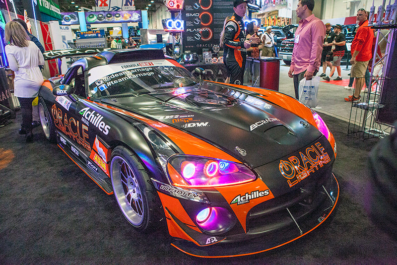 SEMA Show 2015 Oracle Dodge Viper