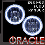 2001-2003 Ford Ranger ORACLE Fog Light Halo Kit