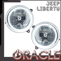 2002-2004 Jeep Liberty Pre-Assembled Headlights
