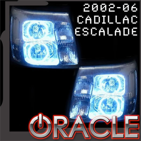 2002-2006 Cadillac Escalade ORACLE Halo Kit
