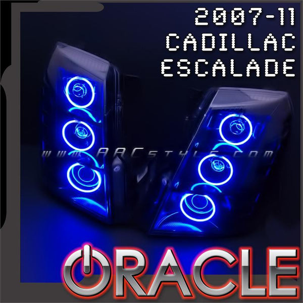 2007-2013 Cadillac Escalade ORACLE Halo Kit