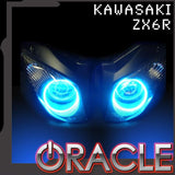 2007-2009 Kawasaki ZX-6R ORACLE Motorcycle Halo Kit
