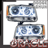2008 Dodge Magnum Pre-Assembled Headlights - Chrome