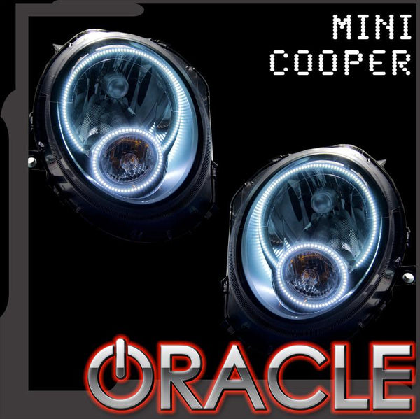 2009-2013 Mini Cooper ORACLE Halo Kit