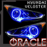 2011-2014 Hyundai Veloster Non Projector ORACLE Halo Kit