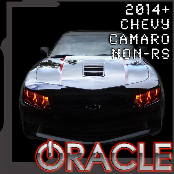 2014-2015 Chevy Camaro Non-RS ORACLE Dual Halo Kit (Round Style)
