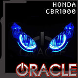 2008-2014 Honda CBR1000  ORACLE CCFL Motorcycle Halo Kit