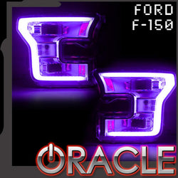 2015-2017 Ford F150 ORACLE ColorSHIFT® LED DRL