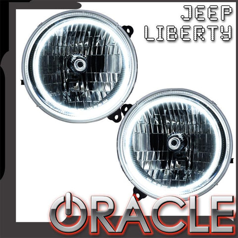 2005-2007 Jeep Liberty Pre-Assembled Headlights