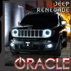 2015-2018 Jeep Renegade ORACLE Headlight Halo Kit