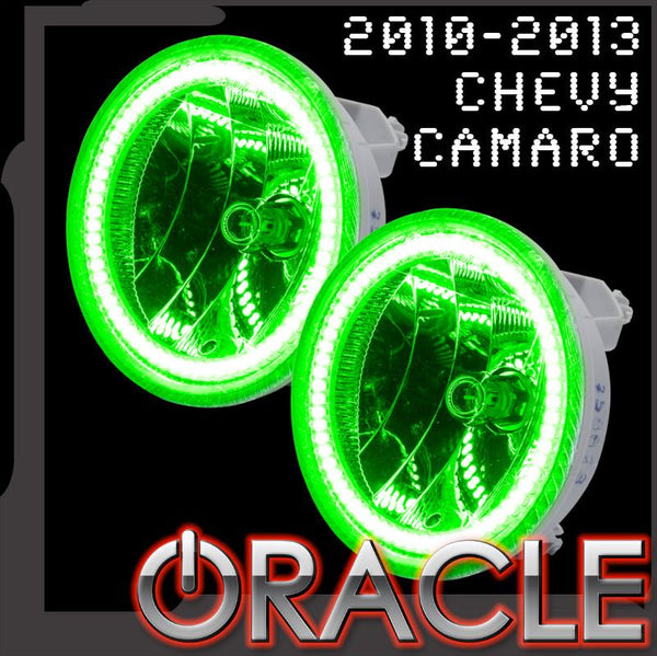 2010-2013 Chevy Camaro ORACLE LED Waterproof Fog Halo Kit
