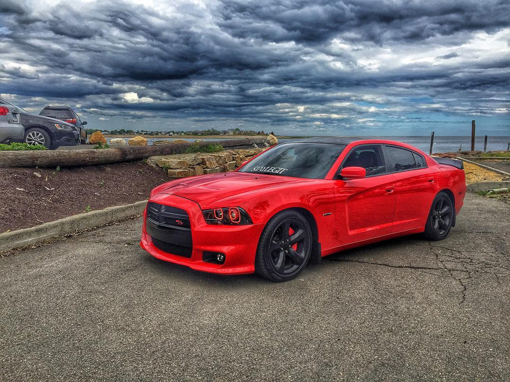 20112014 dodge charger oracle led halo kit � oracle lighting