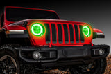 Jeep Gladiator ORACLE ColorSHIFT RGB+W Headlight DRL Upgrade