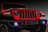 2018-2021 Jeep Wrangler JL ORACLE LED Surface Mount Fog Light Halo Kit
