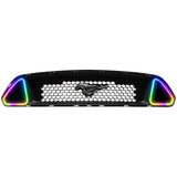 2015-2017 Ford Mustang ORACLE Dynamic ColorSHIFT RGB+A LED Grill Vent Accent Lights