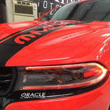 ORACLE Lighting 2015-2021 Dodge Charger ColorSHIFT® RGB+W Headlight DRL Upgrade Kit