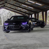 ORACLE Lighting 2019+ Chevrolet Camaro ZL1 Dynamic ColorSHIFT® Headlight DRL Upgrade Kit
