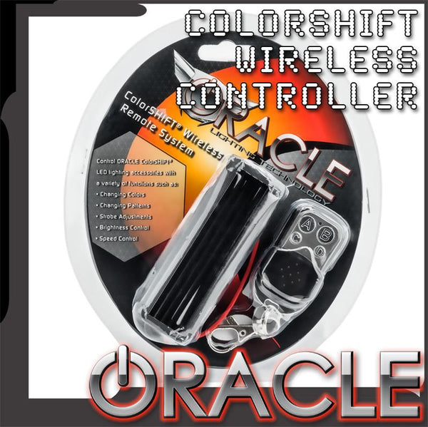 ORACLE ColorSHIFT Wireless Controller