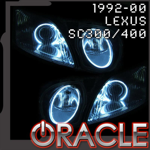 1992-2000 Lexus SC300 ORACLE Halo Kit