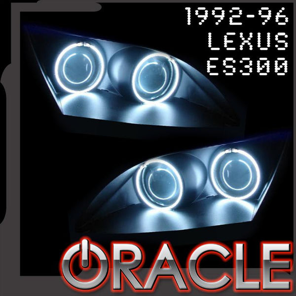 1992-1996 Lexus ES300 ORACLE Halo Kit