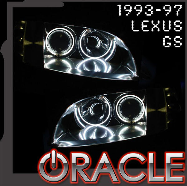 1993-1997 Lexus GS300 ORACLE Halo Kit