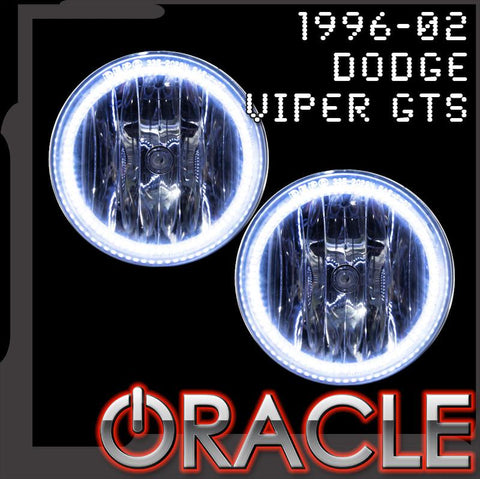 1996-2002 Dodge Viper GTS ORACLE Fog Light Halo Kit