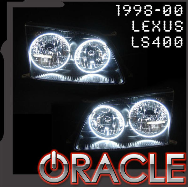 1998-2000 Lexus LS400 ORACLE Halo Kit