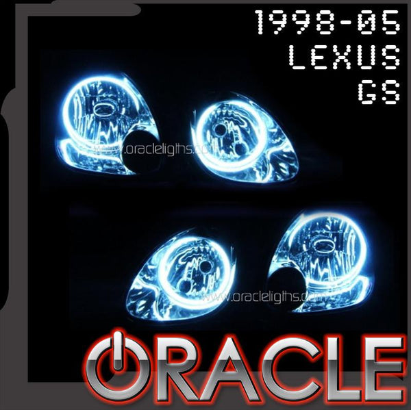 1998-2005 Lexus GS 300 ORACLE Halo Kit