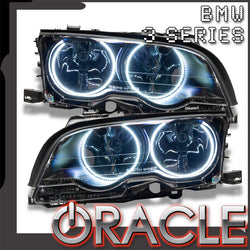 1999-2001 BMW 3 Series Convertible/Coupe Pre-Assembled Headlights - Halogen