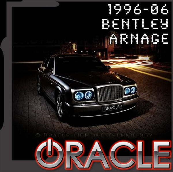 1999-2006 Bentley Arnage ORACLE Halo Kit