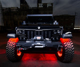 "ORACLE Black Series - 7D 50"" 288W Dual Row LED Light Bar"