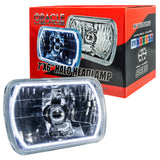 "ORACLE Pre-Installed 7x6"" Sealed Beam Headlight"