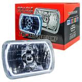 "1987-1995 Jeep Wrangler YJ ORACLE Pre-Installed 7x6"" H6054 Sealed Beam Headlight"