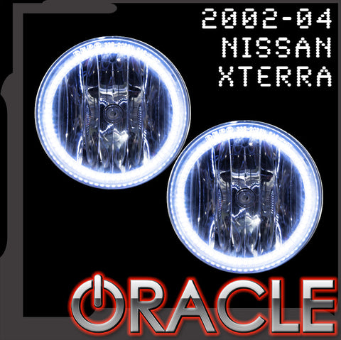2002-2004 Nissan Xterra ORACLE Fog Light Halo Kit