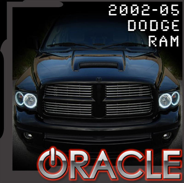 2002-2005 Dodge Ram ORACLE Headlight Halo Kit