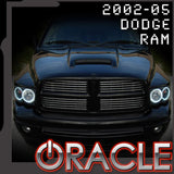 2002-2005 Dodge Ram ORACLE Halo Kit