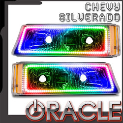 2003-2006 Chevrolet Silverado Pre-Assembled Parking Light-ColorSHIFT