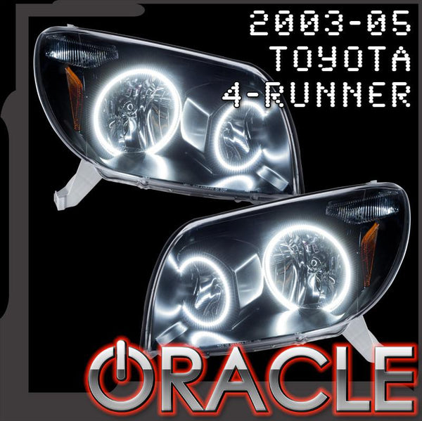 2003-2005 Toyota 4-Runner ORACLE Halo Kit