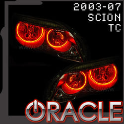 2003-2007 Scion tC ORACLE Halo Kit