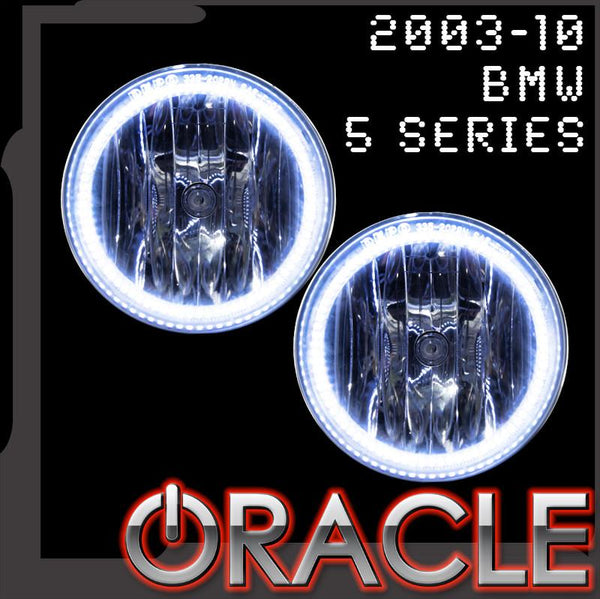 2003-2010 BMW 5 Series ORACLE Fog Light Halo Kit