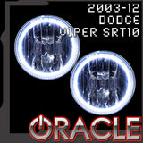 2003-2012 Dodge Viper SRT-10 ORACLE Fog Light Halo Kit