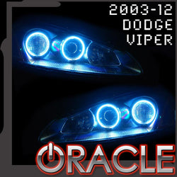 2003-2012 Dodge Viper SRT-10 ORACLE Halo Kit