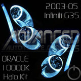 2003-2005 Infiniti G35 Coupe ORACLE Halo Kit